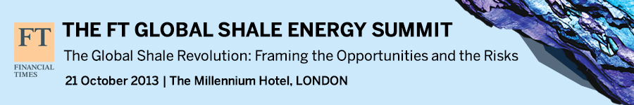 FT Global Shale Energy Summit
