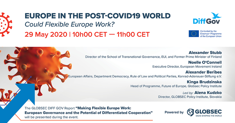 Europe in the post-COVID19 world Could Flexible Europe Work?