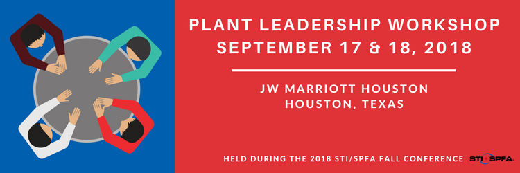 2018 Plant Leadership Workshop