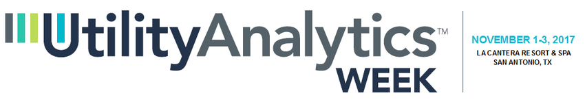 Utility Analytics Week 2017