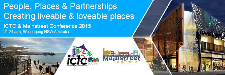 ICTC & Mainstreet 2015 Conference