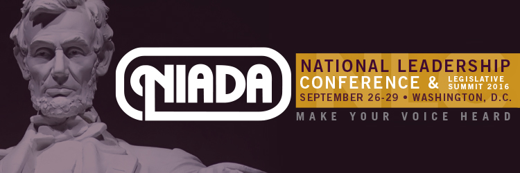 2016 NIADA National Leadership Conference & Legislative Summit
