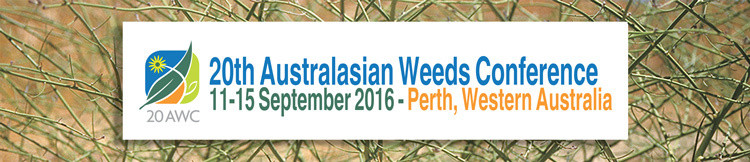 20th Australasian Weeds Conference