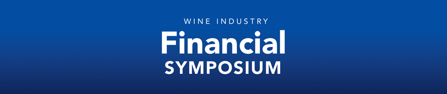 Wine Industry Financial Symposium 2019
