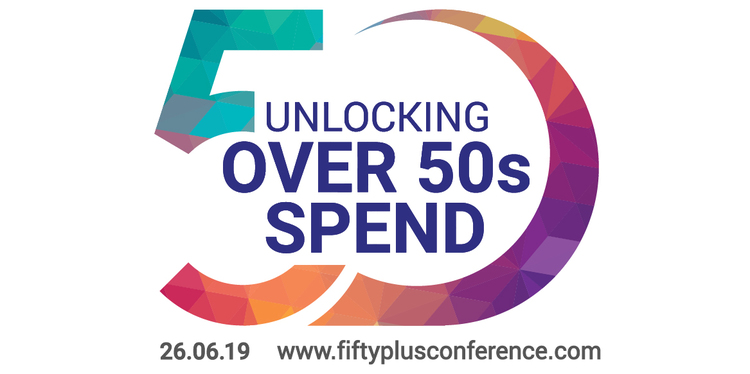 The Unlocking Over 50s Spend Conference
