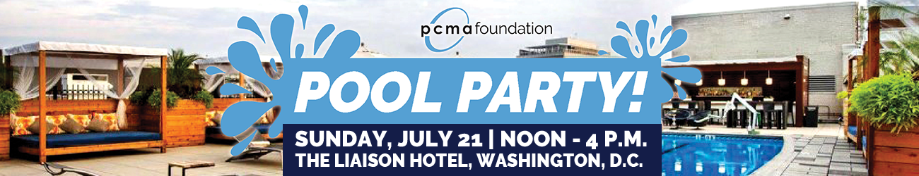 PCMA Foundation Pool Party