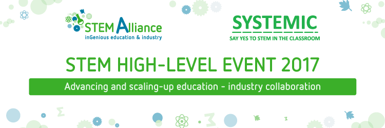 STEM High-Level Event 2017 - Advancing And Scaling-Up Education - Industry Collaboration
