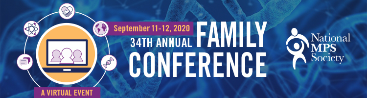 34th Annual Family Conference, Virtual Event