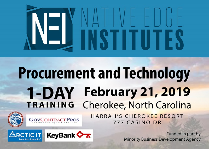 Native Edge Institutes - Cherokee