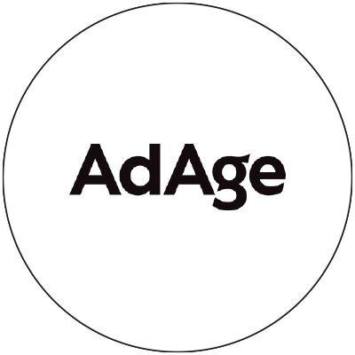 Ad Age Logo in circle
