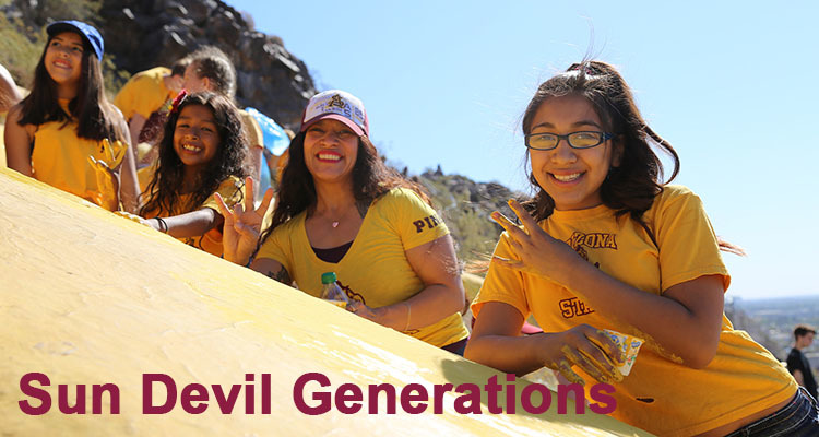 Sun Devil Generations - National Membership