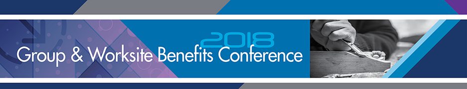 2018 Group and Worksite Benefits Conference - Exhibitor