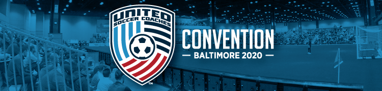 2020 United Soccer Coaches Convention