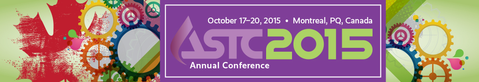 2015 ASTC Annual Conference Marketing