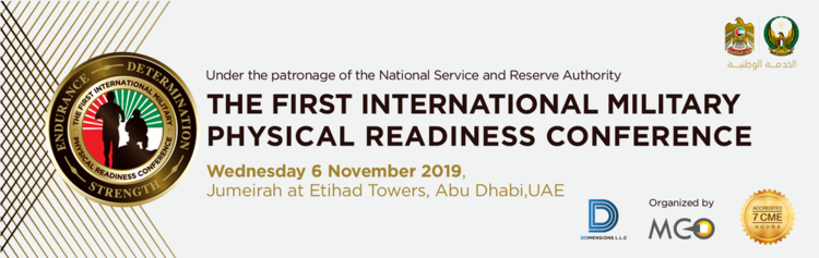 The First International Military Physical Readiness Conference_Nov 6, 2019