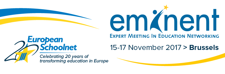 EMINENT 2017 Conference: Learning Space, Time and Eco-Systems