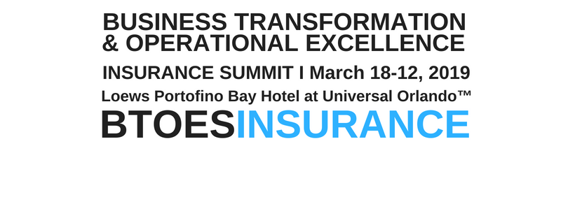 Business Transformation & Operational Excellence in Insurance