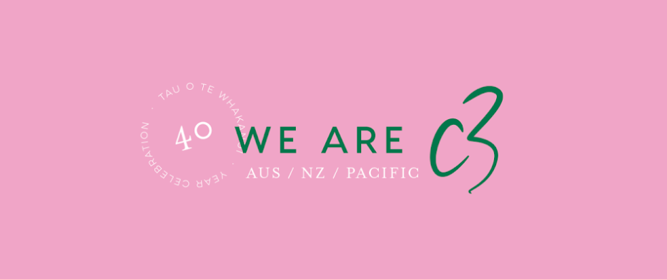 We are C3 2020 Conference  - Aus/ Pacific/ NZ