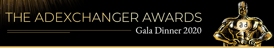 AdExchanger Awards Gala Dinner