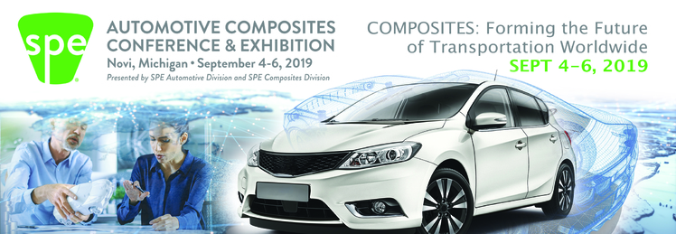 Automotive Composites Conference & Exhibition 2019