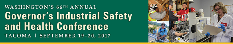 2017 Governor's Industrial Safety and Health Conference