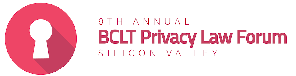 2020 BCLT Privacy Law Forum