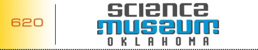 Science Museum Oklahoma logo