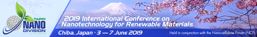 2019 International Conference on Nanotechnology for Renewable Materials