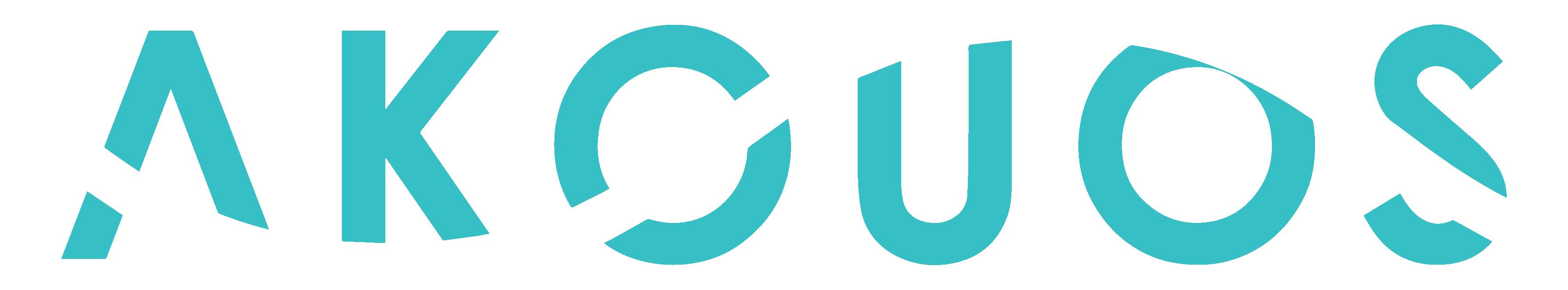 Akouos logo