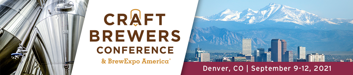 Craft Brewers Conference & BrewExpo AmericaⓇ 2021