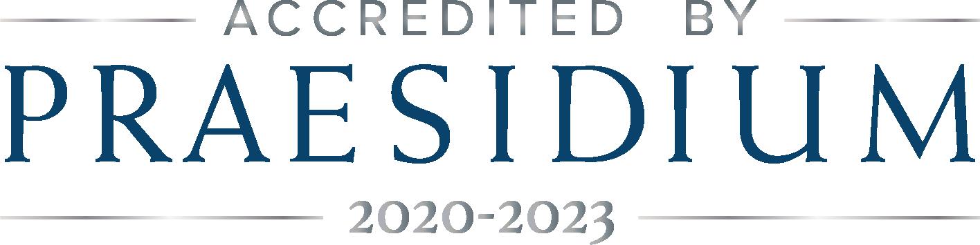 Praesidium Accredited 2020-2023