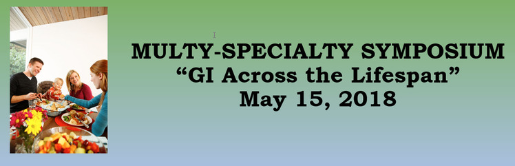 Multi-Specialty Symposium: GI Across the Lifespan
