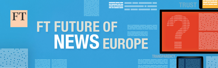 Future of News Europe 2019
