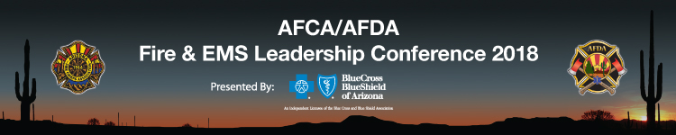 2018 AFCA/AFDA Fire & EMS Leadership Conference & Expo