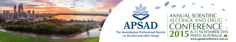 APSAD Annual Scientific Alcohol and Drug Conference