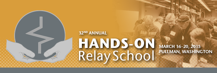 32nd Annual Hands-On Relay School