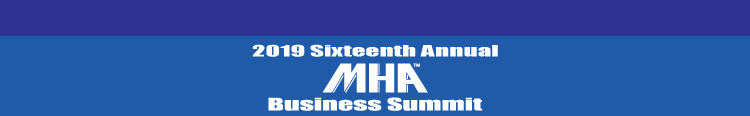 2019 Members MHA Business Summit