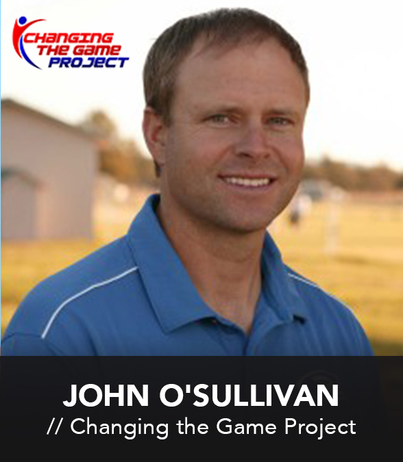John O'Sullivan: Changing the Game Project