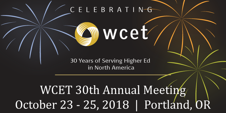 WCET's 30th Anniversary Celebration and Annual Meeting