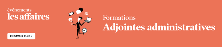 Formations Adjointes administratives - Saison 2020