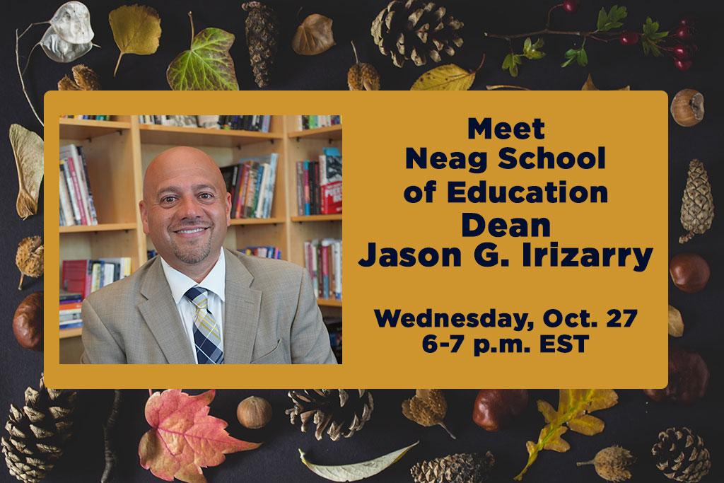 Dean Jason Irizarry
