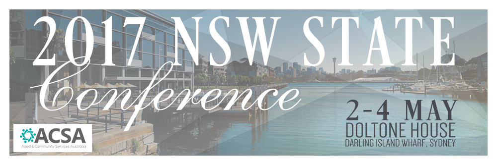2017 NSW State Conference