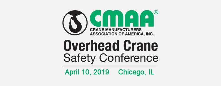 CMAA Overhead Crane Safety Conference
