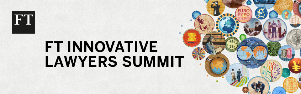 FT Innovative Lawyers Summit 2017