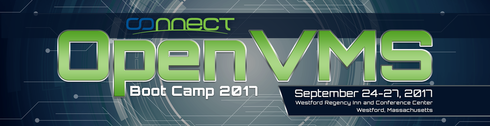 OpenVMS Boot Camp 2017