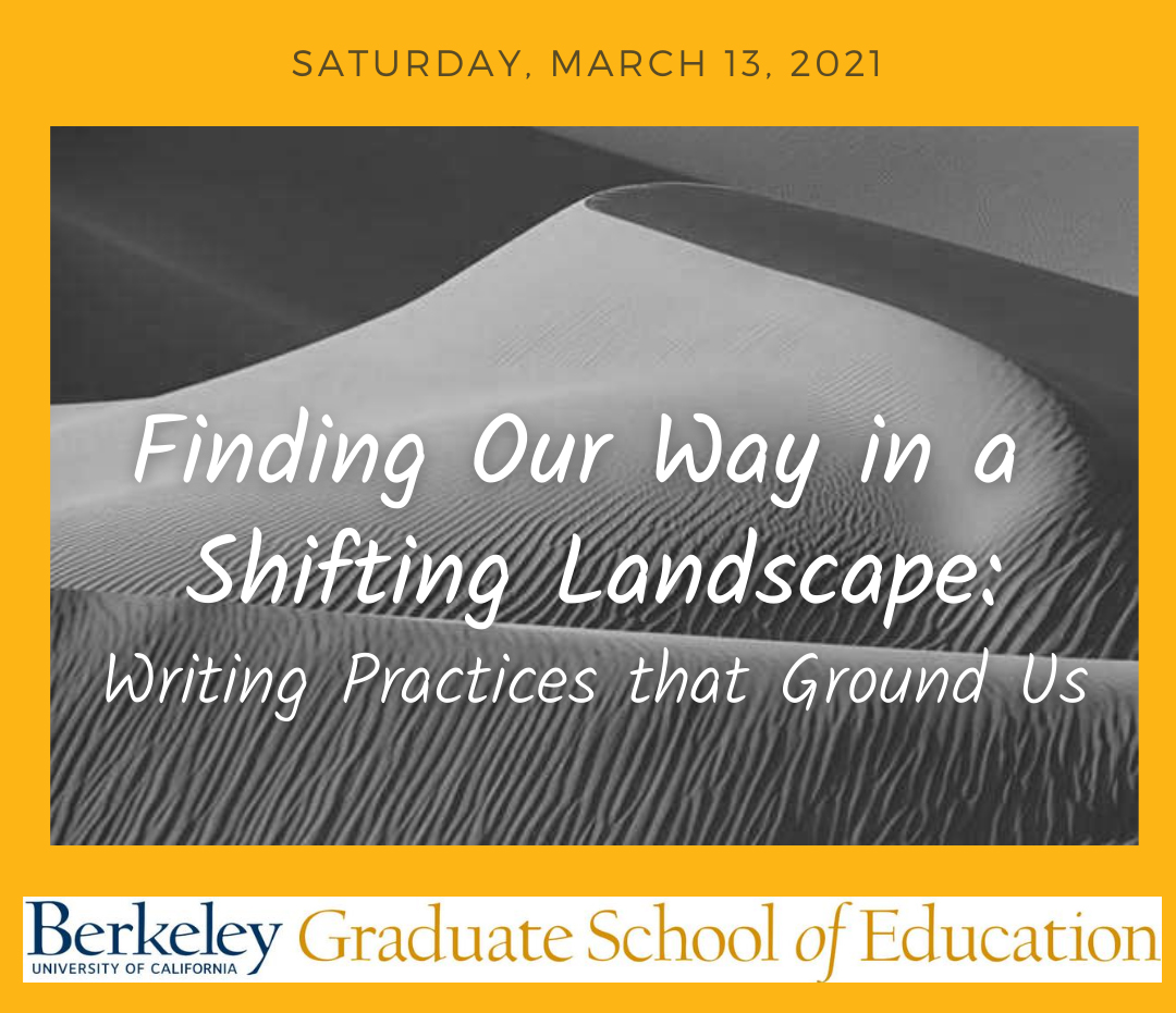 2021 BAWP Forum: Finding Our Way in a Shifting Landscape: Writing Practices That Ground Us