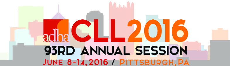 ADHA 2016 CLL at the 93rd Annual Session