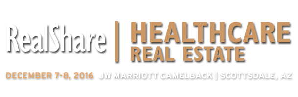 Agenda for the Premier Healthcare Commercial Real Estate Event for