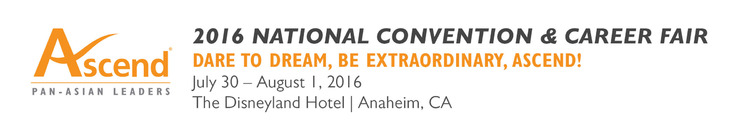 2016 Ascend National Convention & Career Fair