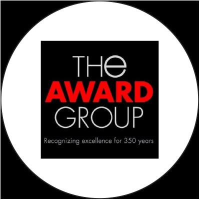 The Award Group Logo in a circle
